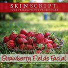 Seasonal Facial | Strawberry Fields