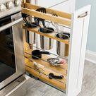 Of je keuken nu klein is of niet... deze tips zijn altijd handig!