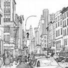 401 Broadway, New York by TomHopkinson on DeviantArt