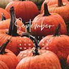 September Desktop and Mobile Wallpaper - sonrisastudio.com