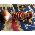 Handmade Wood Foot Roller