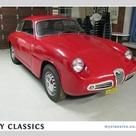 1960 Alfa Romeo Giulietta SZ Replica