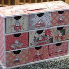 Tea Bag Storage