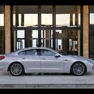 2013 BMW 6 Series Gran Coupe 640i   Side