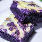 Ube Cheesecake Brownie Bar Recipe