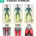 Squats How To Do Proper Squats & Which Muscles They Work