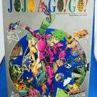JOJO A GOGO! JoJo's Bizarre Adventure Art Book Illustration Hirohiko Araki - FS #Shueisha