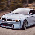 Concept Car BMW 2002 Hommage: Retro-Design-Studie zur Erinnerung an 2002 Turbo