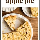 Homemade Italian Apple Pie - A crostata crust with delicious apple filling