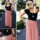 Long Summer Skirts