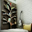Tree Book Shelves