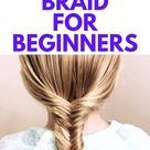 Step by Step Fishtail Braid for Beginners