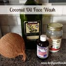 Coconut Oil Face