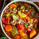 Weight Loss Soup (Turkey Vegetable Soup) from The Food Charlatan