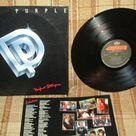 Deep Purple -Perfect Strangers 1984 Vinyl LP on Mercury/Polygram Records 422-824 003-1 M-1 -Free US Shipping!