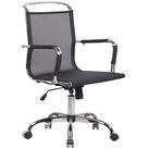 Bureaustoel - Mesh - Comfortabel - Zwart