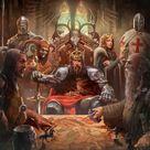 Crusader Kings The Board Game - cover art
