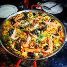Original spanisches Paella-Rezept