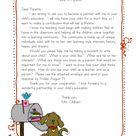 Love Letter Sample