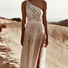 Beach Wedding Dresses For Hot Weather Wedding Dresses Guide
