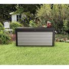 570 L Aufbewahrungsbox Kalkaska aus Holzwerkstoff