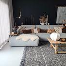 De perfecte loungebank voor jouw woonkamer. Met longchair!