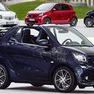 These Are Smart's New 2017 Brabus ForTwo & ForFour   Carscoops