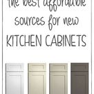 Buy Kitchen Cabinets