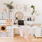 IKEA Hack   Pimp my Kallax mit New Swedish Design + kostenlose Ordnerrücken Vorlage zum Ausdrucken und Ordner beschriften   Youdid