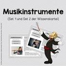"""Blog     Wissenskartei """"Musikinstrumente"""" (Teil 2)"""
