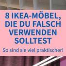 8 IKEA-Möbel, die du falsch verwenden solltest