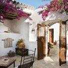 30 Beispiele für Terrassengestaltung mit Toskana-Flair
