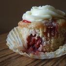 Cherry Pie Cupcakes