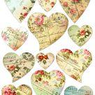 Printable Hearts