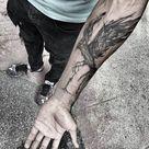 Das meist begehrte Phönix Tattoo entdecken - Ideen und Beispiele