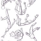 Drawing Cartoon Poses ~Starla's Art Studio