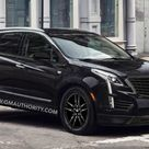 We Render A Midnight Edition Of The Cadillac XT5