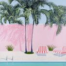 Hotel Paradiso   Limited Edition Print   Paper / 50 x 50 cm