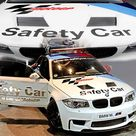 2011 BMW Sport Cars 1 Series M Coupe Safety Car