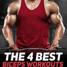 The 4 Best Biceps Workouts for Big Arms