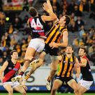 Sports In This Picture People Are Playing Australian Football