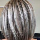 Haare silber färben - 70+ Inspirationen und die besten Pflegetipps!