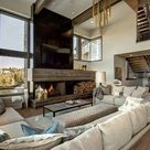 Mountain modern home in Park City lets you ski to your door