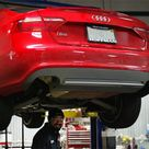 B8 Audi S5 Gets AWE Touring Edition Exhaust...   Excelerate Performance