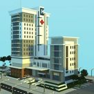 Modern Hospital - Minecraft Building Inc