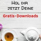 Gratis Downloads: Putzplan und Checklisten für den Haushalt