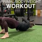 Primal Movement BODYWEIGHT WORKOUT - 45 Minutes | Human 2.0 Fitness