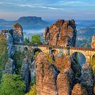 4 Gründe, warum du in die *Sächsische Schweiz* reisen solltest! — Lichter der Welt