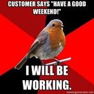 Retail Robin Meme