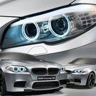 2011 BMW Sports Cars Sedan M5 Concept